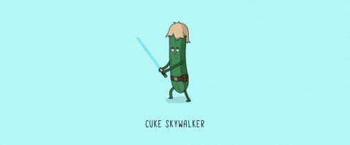 Cuke Skywalker
