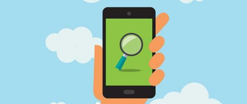 Search mobile element